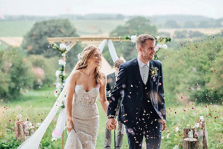 LND Events —Tipi Yorkshire — Wedding Stylist Planner