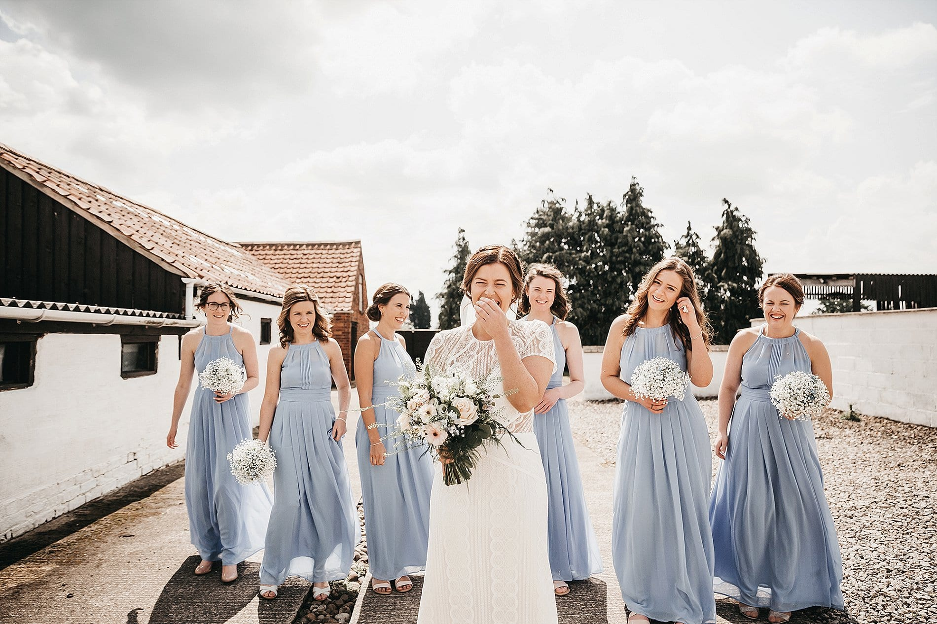 LND Events — Deighton Lodge Yorkshire — Wedding Stylist Planner