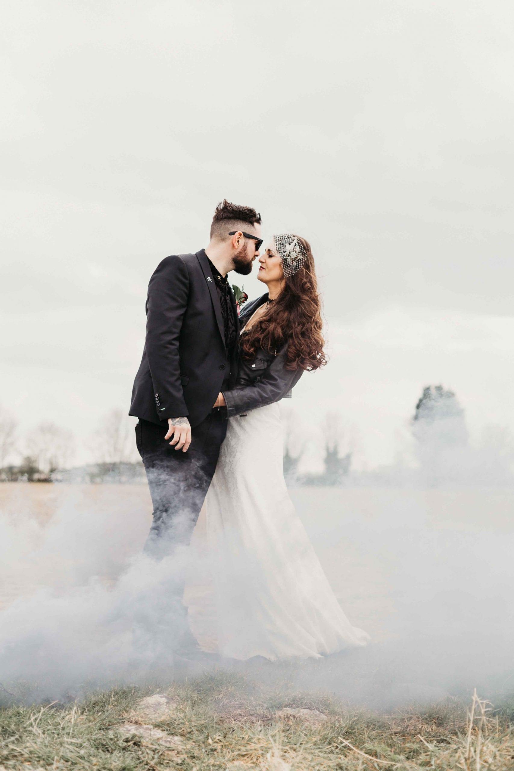 LND Events — Heavy Metal Rock n Roll Yorkshire — Wedding Stylist Planner